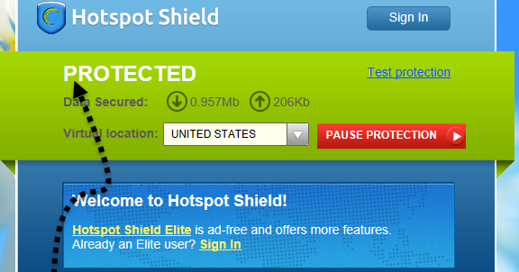 Download Hotspot Shield 3 42 for Windows | Download Softwares 2U