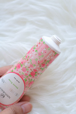 Ever Bilena Hand Cream Sweet Rose Femme Floral Review