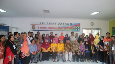 Pro Strategic Gelar Workshop PPK BLUD Puskesmas