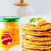 Recipe : Carrot Corn Pancake