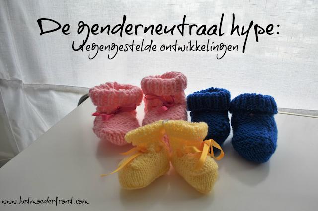 kinderkleding genderneutraal