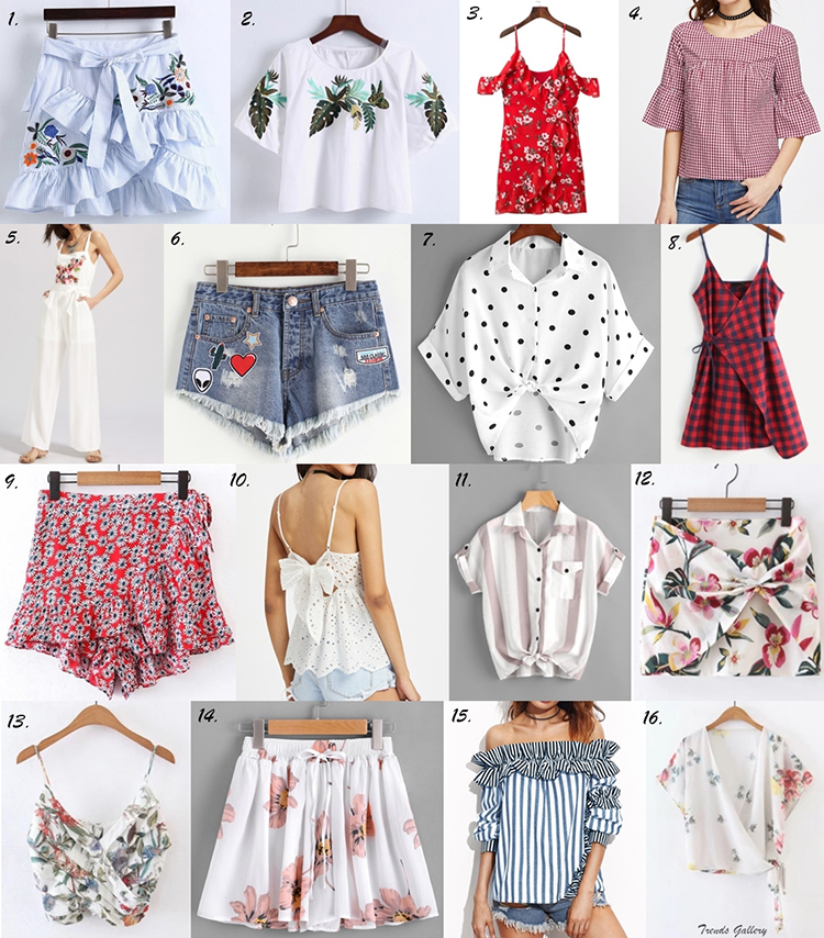cute-skirts-blouses-dresses-shopping-trends-wishlist-spring-summer-2017-trends-gallery-fashion