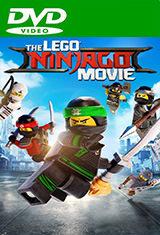 Lego Ninjago: La película (2017) DVDRip Latino AC3 5.1