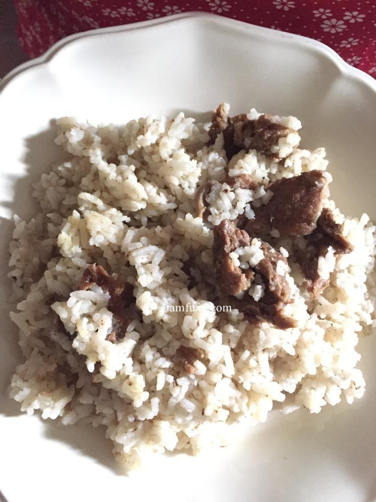 Resepi Nasi Daging Utara Yang Mudah Dan Sedap