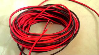kabel listrik putus