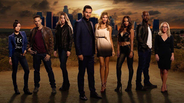 Which Character From Lucifer Are you