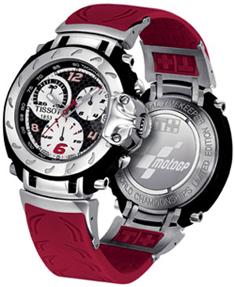 a92a16e90a5 Na década seguinte a TISSOT introduziu no mercado sua primeira linha  esportiva de relógios. A TISSOT é uma marca que nunca temeu os caminhos  nunca antes ...