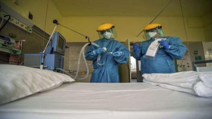 Covid-19, coronavirus hospitals