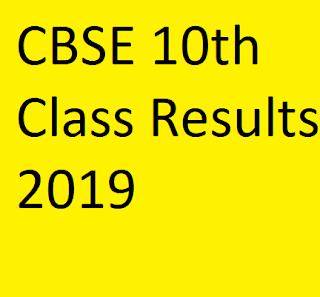 CBSE 2019 Result