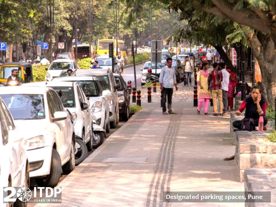 Taming India's on-street parking: Shreya Gadepalli
