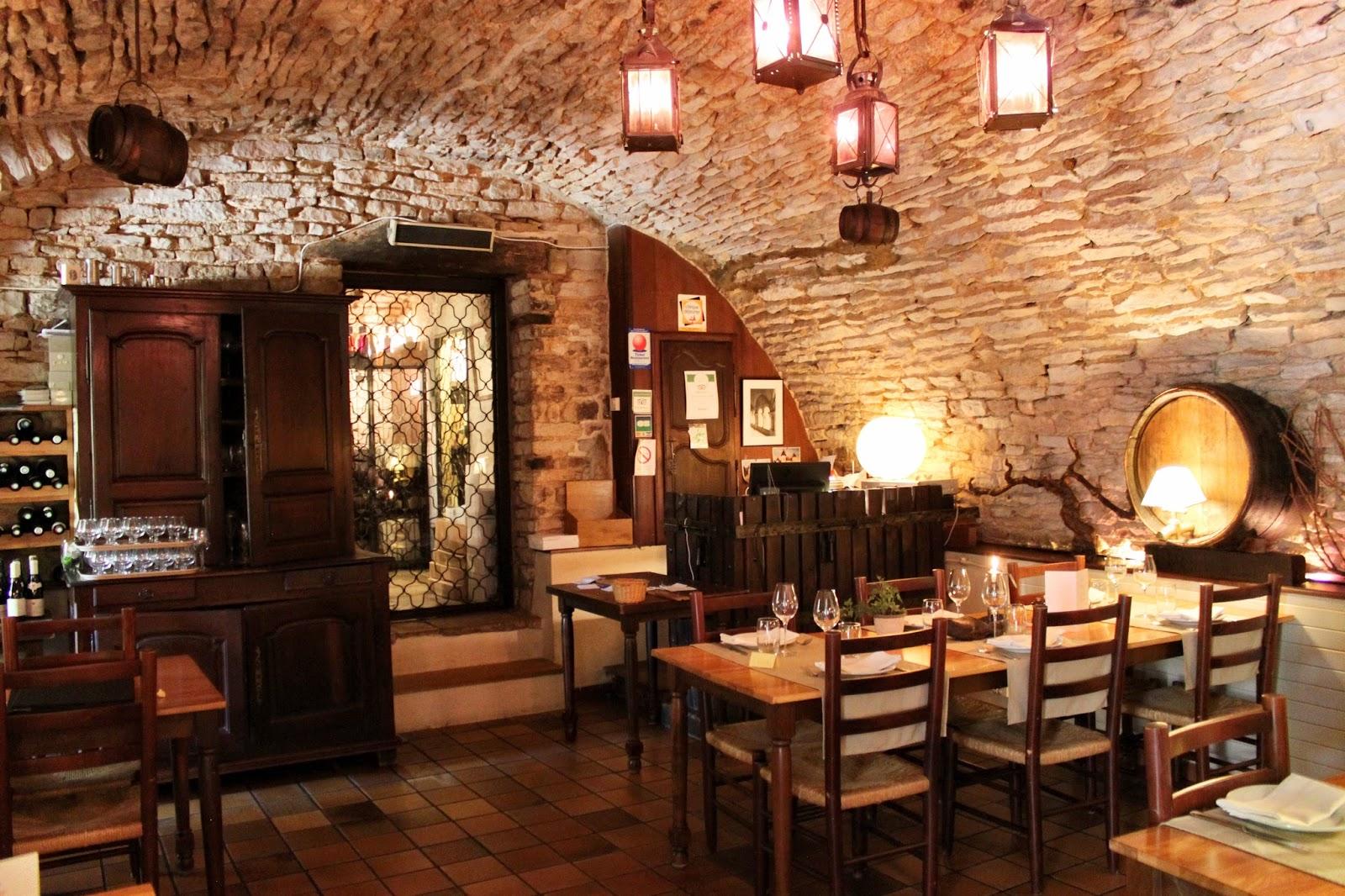 le cellier volnaysien restaurant volnay