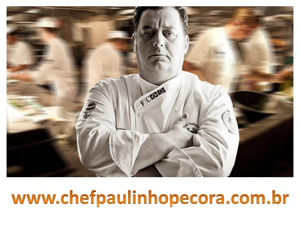 O Site do Chef Paulinho Pecora