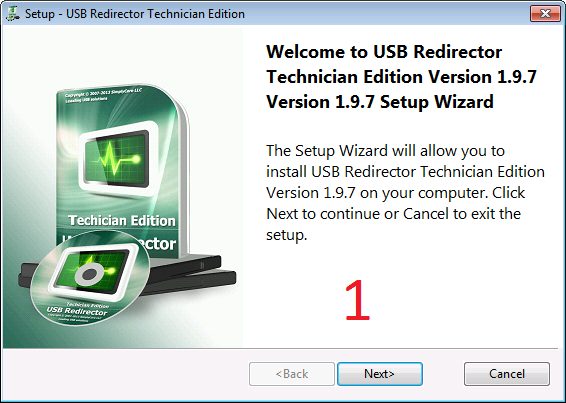 USB Redirector Technician Edition 1.9.7 crack