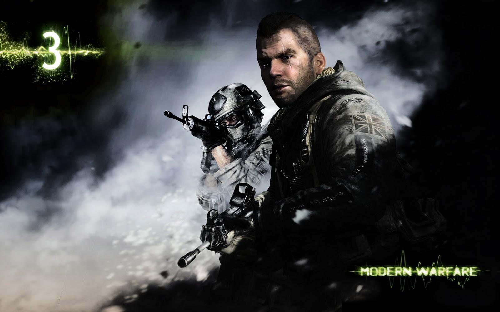 HD WALLPAPERS: Call of Duty Modern Warfare 3 HD Wallpapers