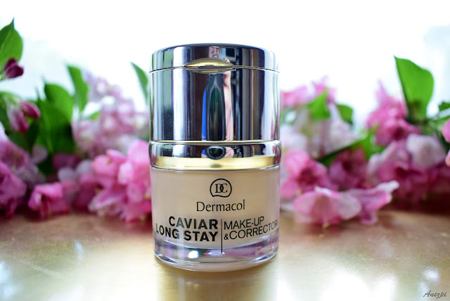 Caviar Long Stay Make-Up & Corrector Dermacol