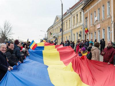1918-as egyesülés, Gyulafehérvári Nyilatkozat, egyesülés menete, Sepsiszentgyörgy, román nemzeti ünnep