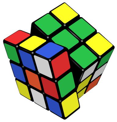 Cara menyelesaikan Rubik 3x3