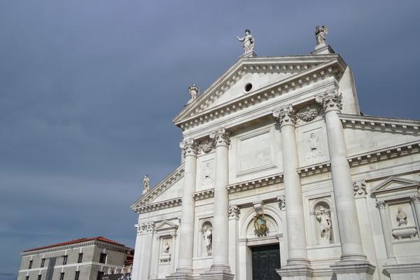 venise italie san giorgio maggiore église