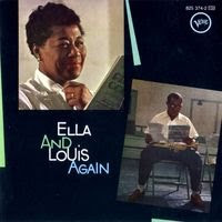 ella fitzgerald - ella and louis again (1957)