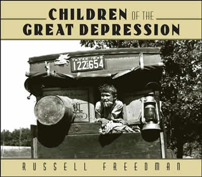 literature of the great depression
