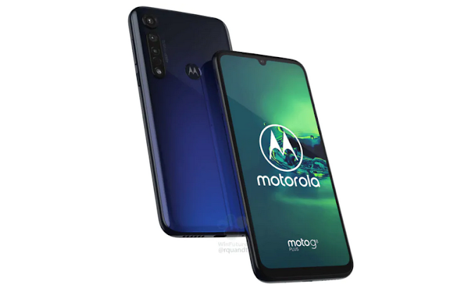 Moto G8 Plus Tipped to Launch