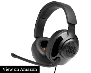JBL Quantum 300 Gaming Headset Under 5000