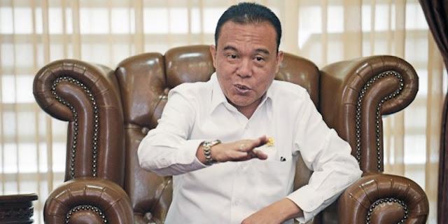 Gerindra Belum Keluarkan Pernyataan Resmi Terkait Pembubaran FPI