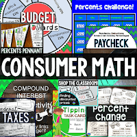 Consumer math bundle