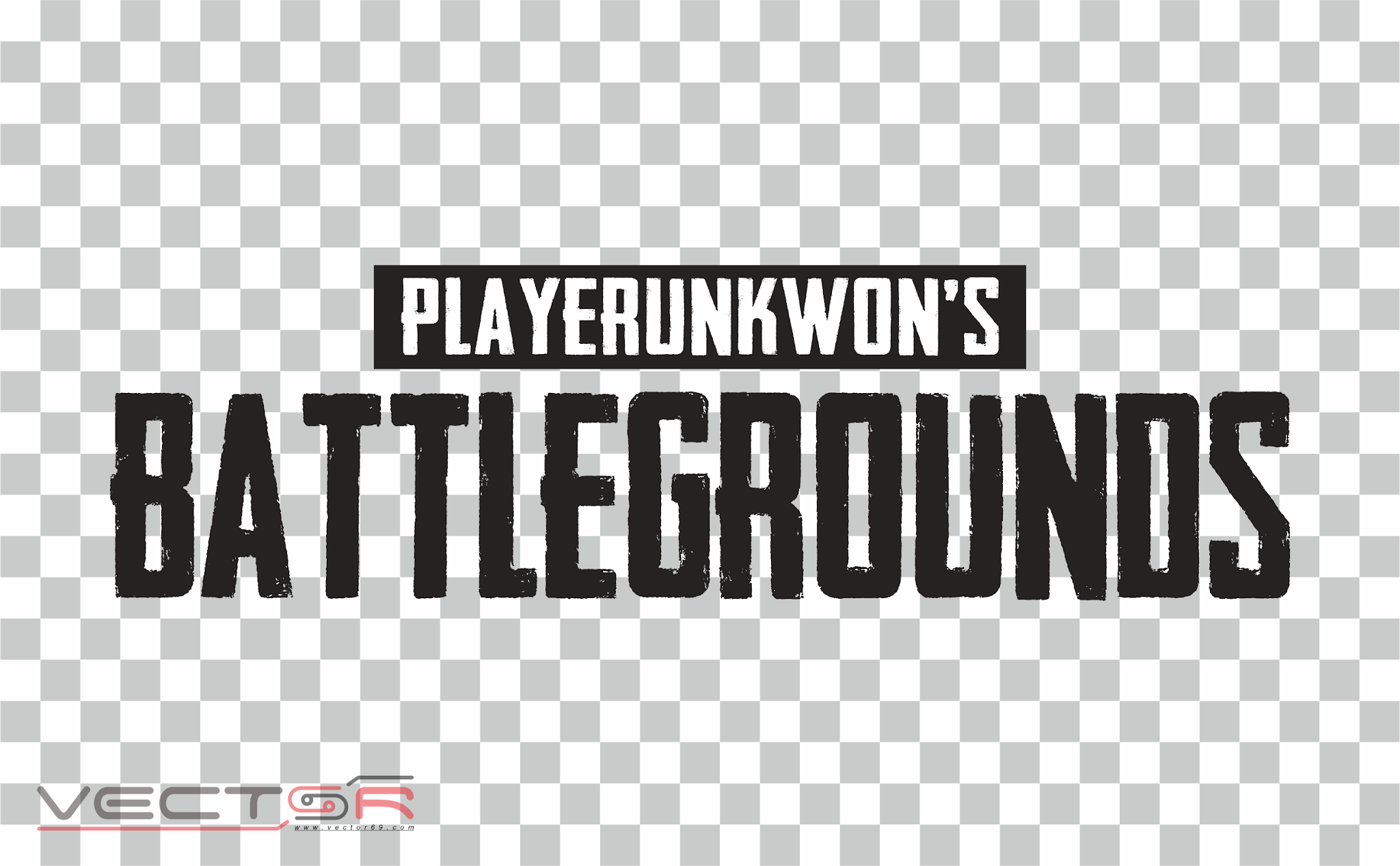 PUBG (PlayerUnknowns BattleGrounds) Logo - Download Vector File PNG (Portable Network Graphics)