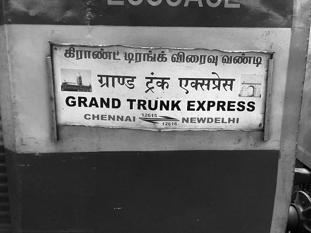 GRAND TRUNK EXPRESS