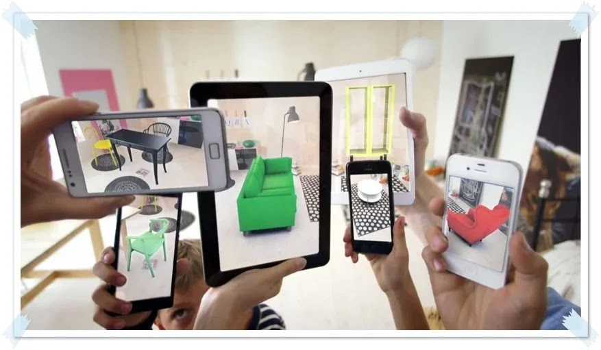 Augmented Reality Latest Trends in Web Development and Design