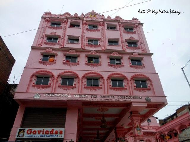 Sri Sri Radha Madanmohan Mandir, ISKCON Temple, Hyderabad Abids, Telangana