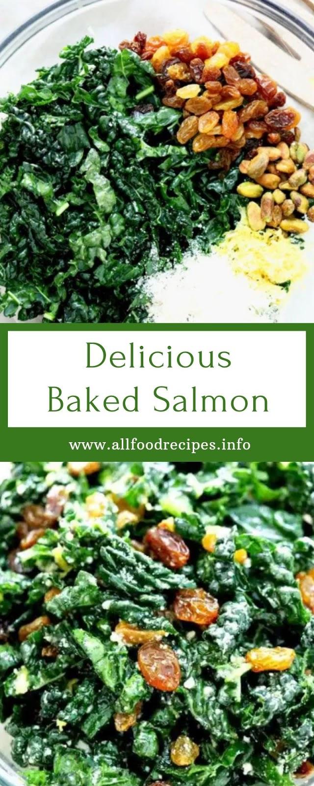 Salad With Lemon Sauce