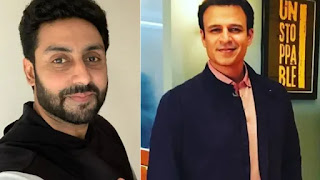 Vivek Oberoi birthday wish for Abhishek Bachchan