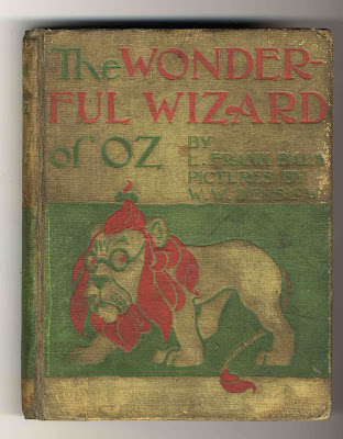 booktryst how much is a l frank baum inscribed wizard of oz worth. Black Bedroom Furniture Sets. Home Design Ideas