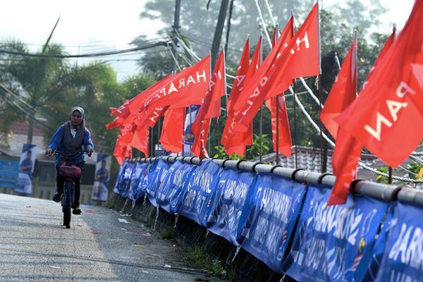 ERC Cadang 'Perang Poster' Dalam Pilihan Raya Dihapuskan