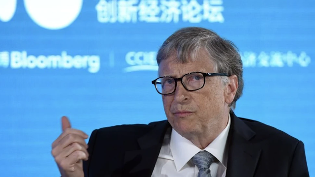 Bill Gates Says He Is Fully Vaccinated, Will Still Wear Masks For Now