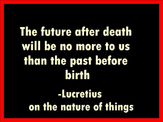 The future after death