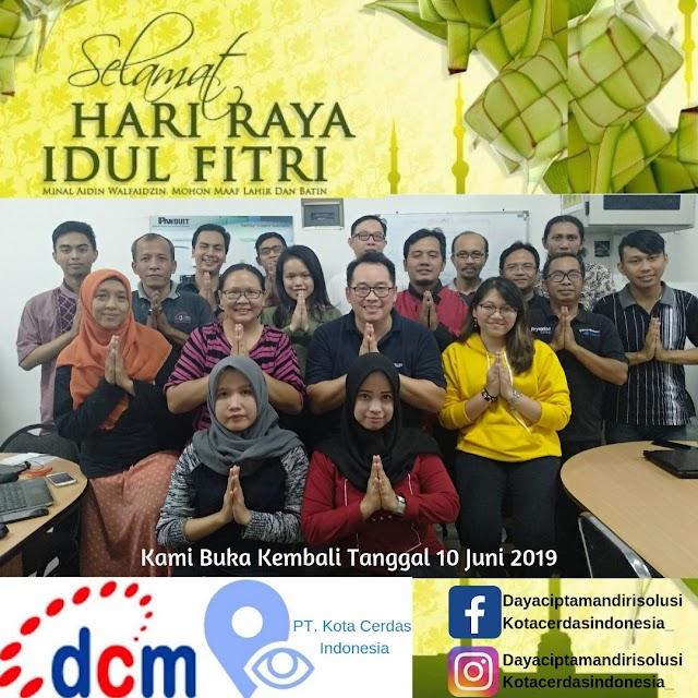Selamat Hari Raya Idul Fitri 1440H - Mohon Maaf Lahir Batin