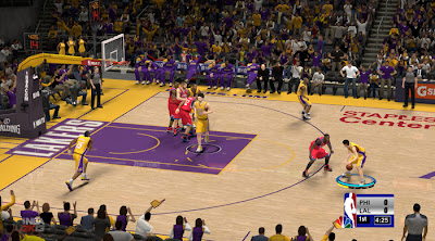 Download NBA 2K13 NBC Scoreboard Mod Patch