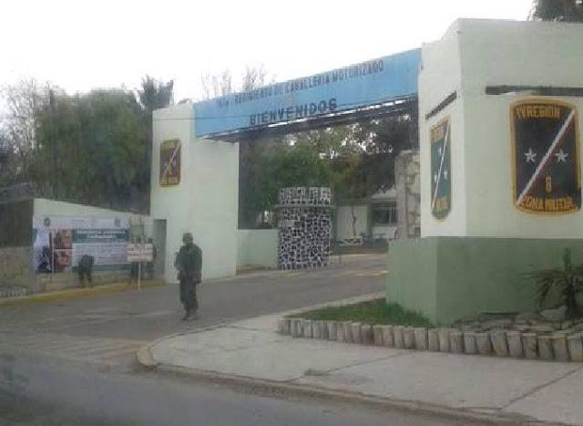 En venganza por haber abatido a El Comandante Corona mas a su comando de la muerte 8 en total altos mando del CDN ordenan ataque a cuartel Militar en Nuevo Laredo