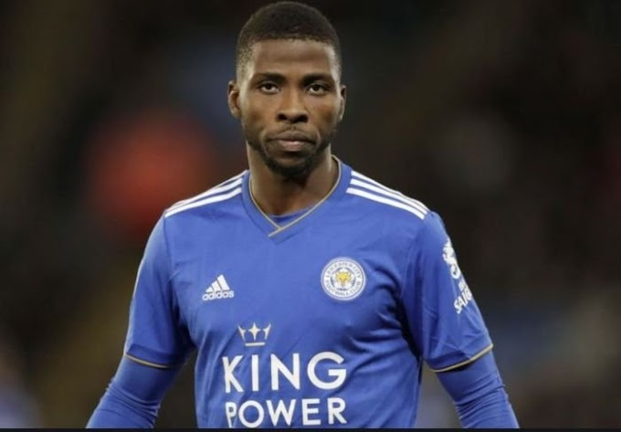 See What FIFA Did After Iheanacho's Hat-trick Against Sheffield United