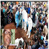 COVID-19: PHOTOS, VIDEO: Social Distancing violated at Ondo Commissioner For Health's burial