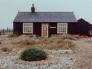 David Jarman garden in Dungeness.