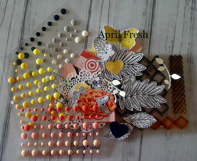 April Fresh - Counterfeit kit challenge - mini kit