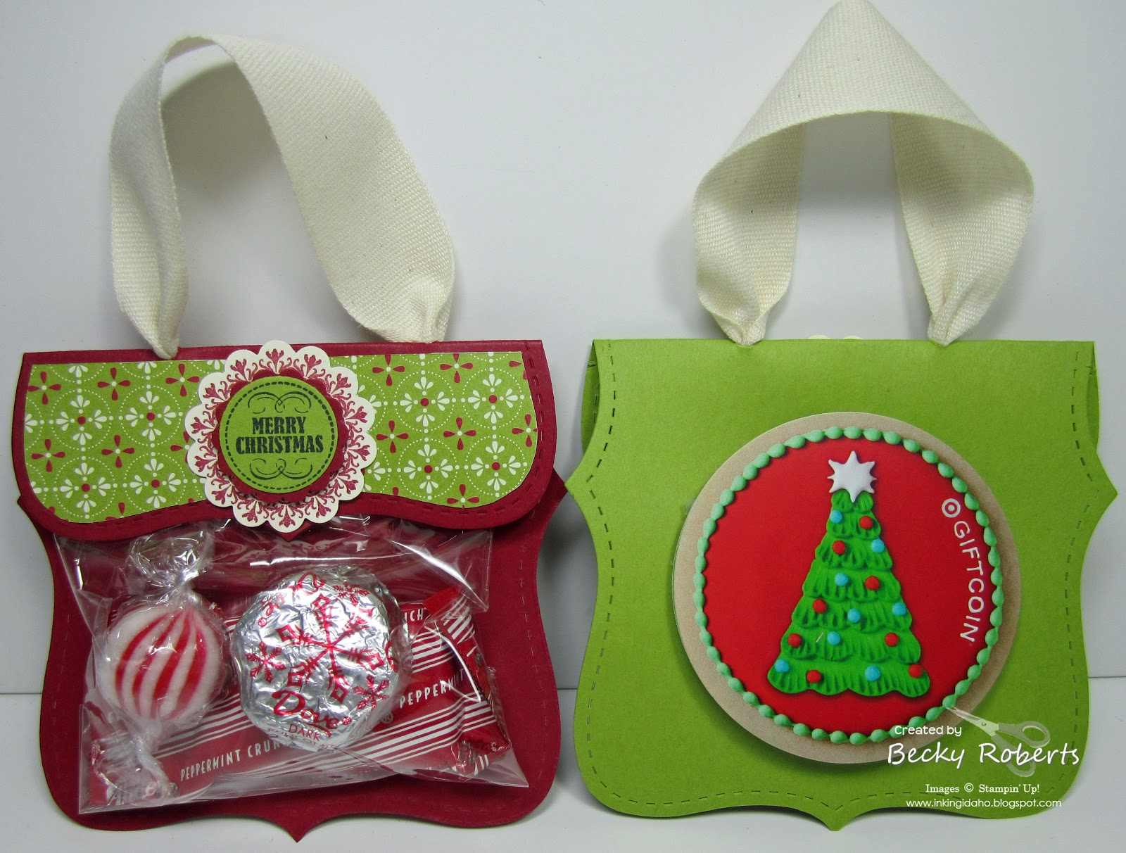 Top Note Candy Purses Christmas