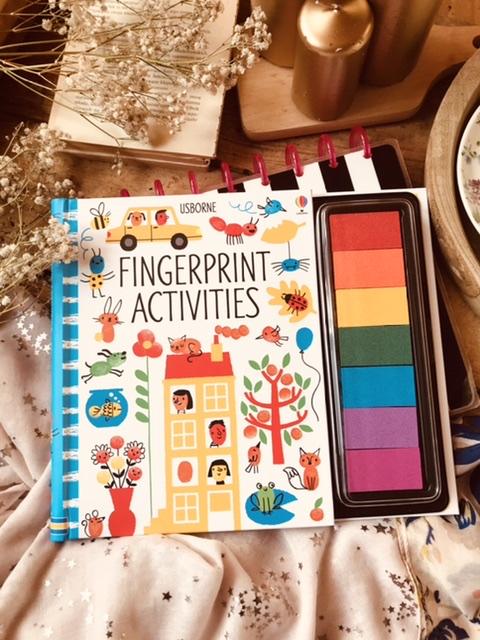 Fiona Watt, Fingerprint Activities