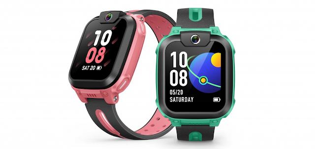 أعلنت شركة imoo عن ساعة ذكية جديدة للأطفال ، Watch Phone Z1