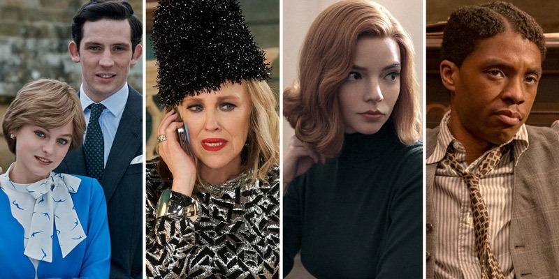 'Globo de Ouro 2021': Netflix leva 10 prêmios e faz a festa; Confira os vencedores!