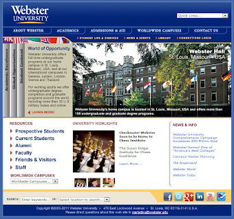 Webster University SPICE